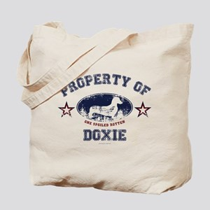 Dachshund [smooth] Tote Bag